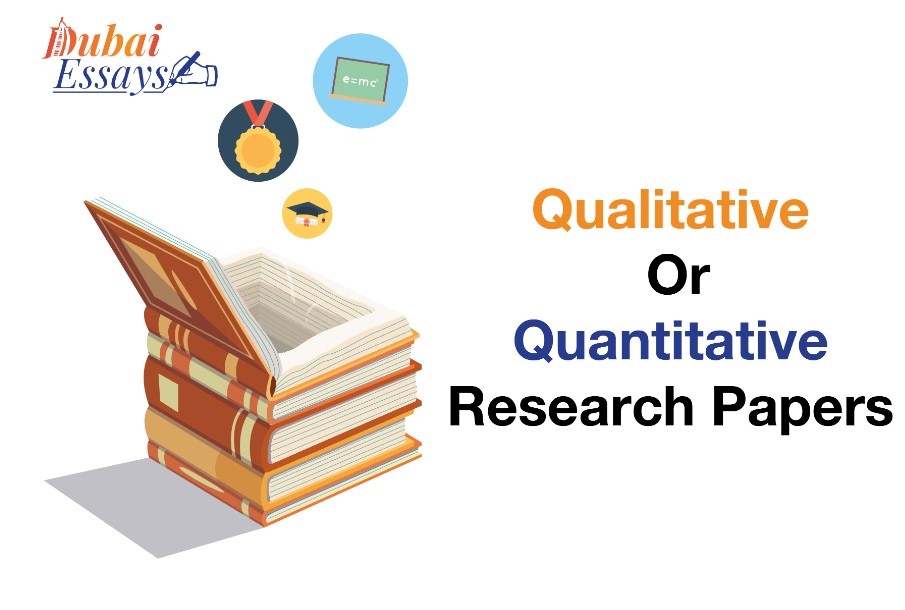 Qualitative or Quantitative Research Papers
